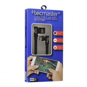 Cable tecmaster TM-CB-TC90BK-3