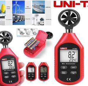 Anemómetro Digital UNI-T 364
