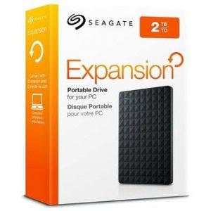 Disco duro Externo Seagate 2TB SRD0NF1