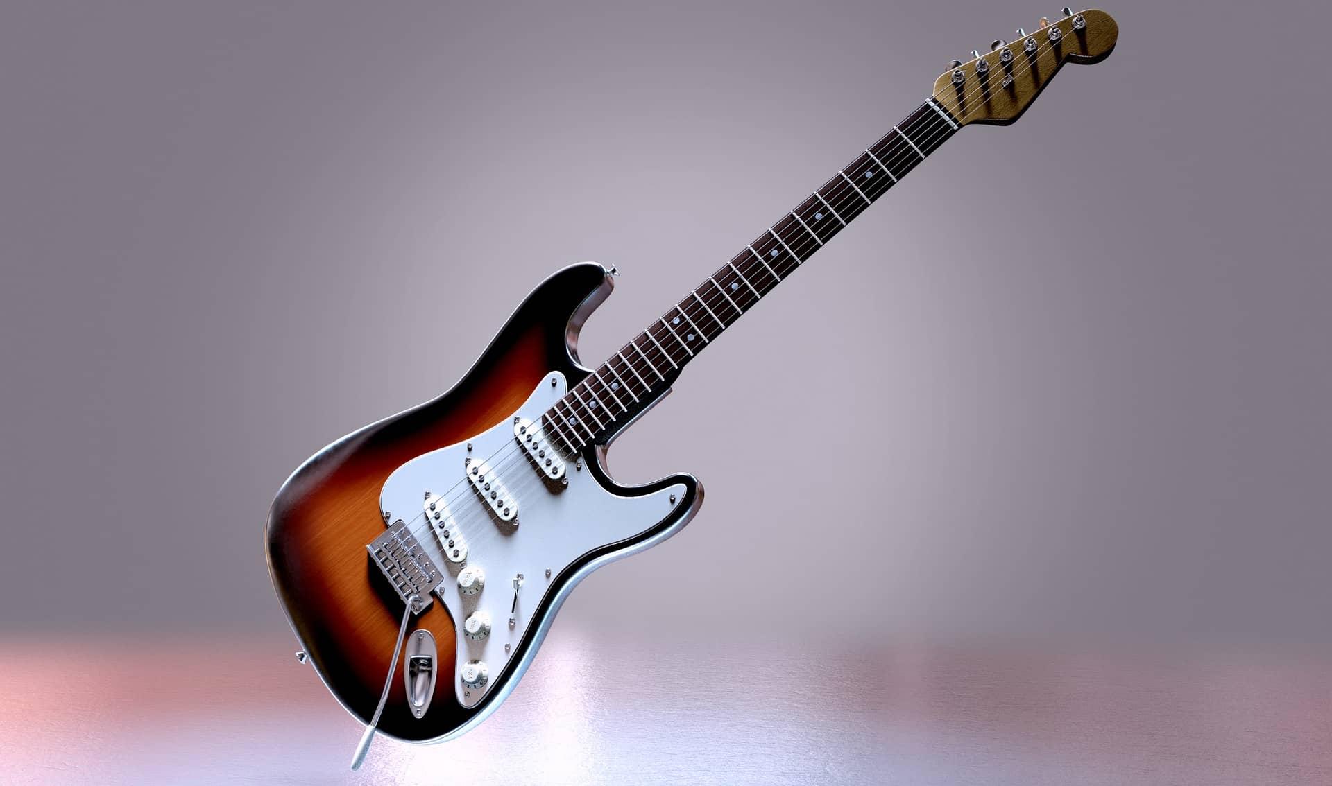 guitarras y otros instrumentos musicales