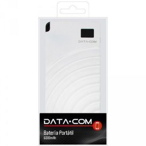 Batería Portátil DATACOM 6000mAh