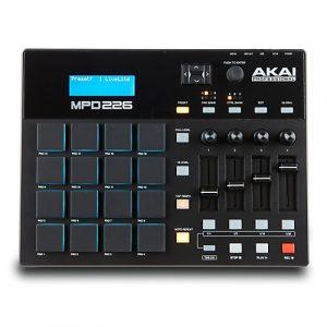 Akai Professional Mpd226 Controlador Pad De Batería