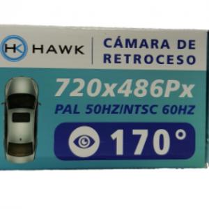 Cámara de retroceso HAWK 170°