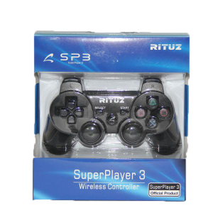 Joystick PS3 Inalámbrico RITUZ