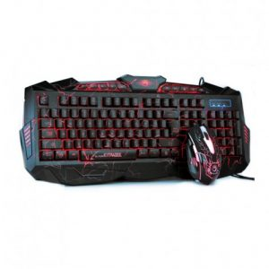 Kit teclado + Mouse Gaming KM400L Marvo