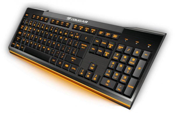 Teclado Cougar 200k Scissor Gaming