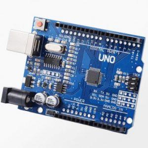 UNO R3 (Arduino compatible) + Cable USB