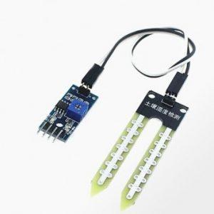 Módulo sensor de humedad de suelo / tierra