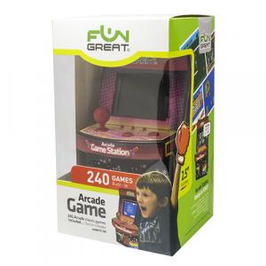 Consola Portátil FUNGREAT 240 Juegos FG-240