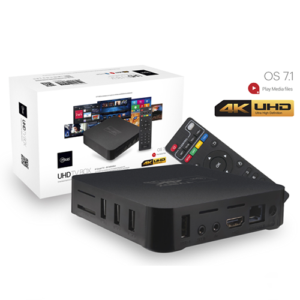 UHD TVBOX Android 7.1