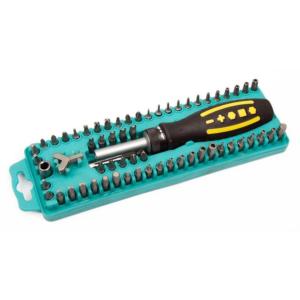 kit de desatornillador de 62 piezas