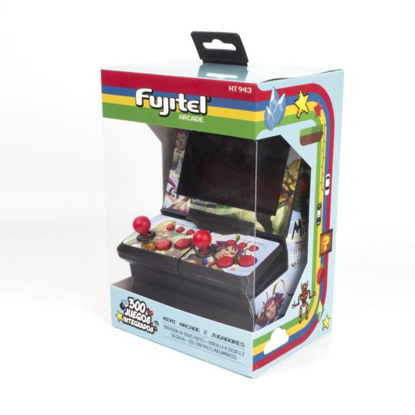 Consola Arcade Mini 2 jugadores