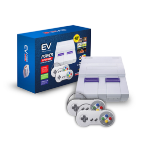 Consola retro ev power 400 games