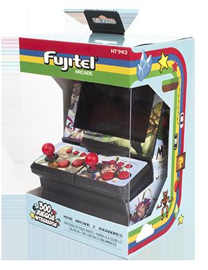 consola arcade mini