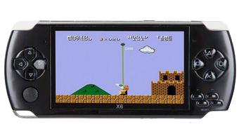 Mario Bros Consola Retro