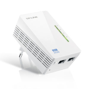 Extensor de Wifi Powerline de alta potencia
