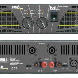 Amplificador SKP MAX 420
