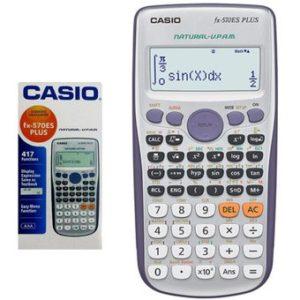 Calculadora Científica CASIO fx-570ES PLUS