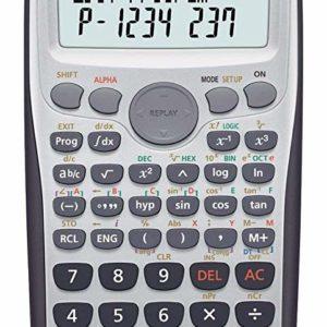 Calculadora científica CASIO fx-3650p