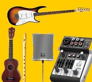 Instrumentos y Accesorios